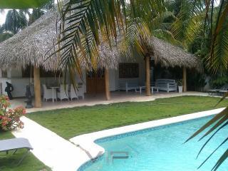 Magnifique villa de type caraibéenne - Las Terrenas vacation rentals