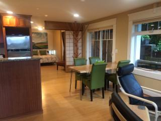 Gorgeous 1 bedroom Bellingham Condo with Internet Access - Bellingham vacation rentals