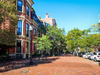 Spacious brownstone condo, just blocks from Copley Square! - Boston vacation rentals