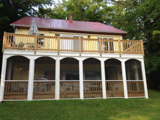 N. Adams/Williamstown Exclusive Lakeside Home - North Adams vacation rentals
