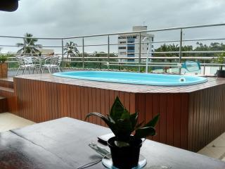 apartamento cobertura em ilheus Terraço Sintonia - Ilheus vacation rentals
