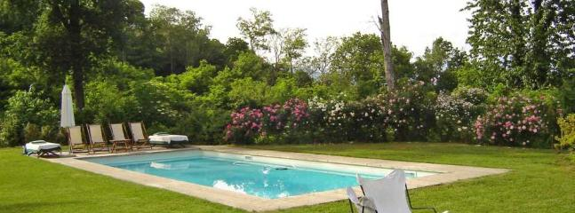 Beautiful Villa with Views Close to Shore of Lake Maggiore  - Villa Arona - Image 1 - Arona - rentals