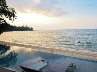 PHUKET PRIVATE BEACHFRONT 4 BEDROOM VILLA - Kamala vacation rentals