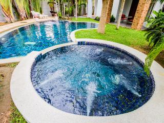 8 bedrooms BEACH VILLA with private pool - Sattahip vacation rentals