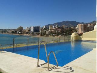 1st line beach, Marina apt,with stunning sea views - Benalmadena vacation rentals