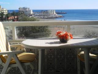 1st floor Beachfront  apt with breathtaking views - Benalmadena vacation rentals