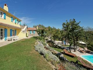 Villa San Pietro with heated pool - Trviz vacation rentals