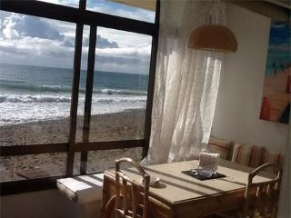 1 bed apt right on Beach,only 5 steps to sand. - Benalmadena vacation rentals