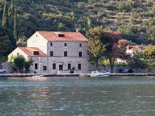 See front Castle from XVIcentury Zamagna Zaton bay - Zaton vacation rentals