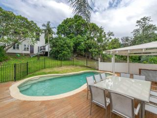 Charming Home with Tropical Pool close to city - Brisbane vacation rentals