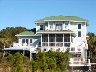 "3322 Palmetto Blvd. - ""Sea Worthy"" - Edisto Beach vacation rentals"