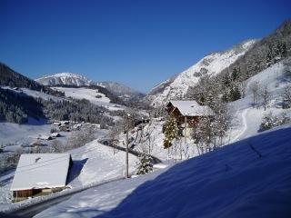 High end apartment with stunning views - Chatel vacation rentals