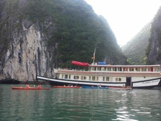 Jewel cruise , overnight on the Cat Ba island - Tuan Chau Island vacation rentals