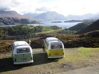 Scotland Classic Campers -View from the Slow Lane - Forfar vacation rentals