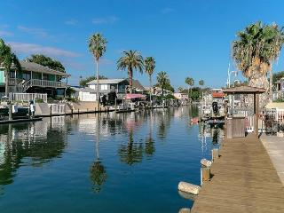 Fish & Boat at a Rockport Canal House with Private Dock - Rockport vacation rentals