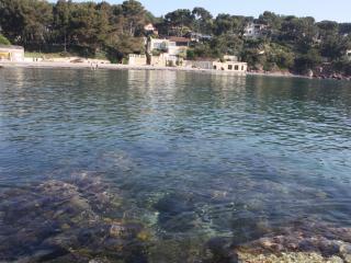 Location vacances les pieds dans l'eau - La Seyne-sur-Mer vacation rentals