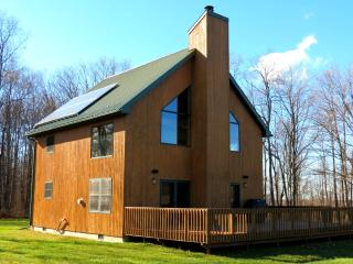 FORD HOLLOW ESCAPE - OFF GRID SOLAR RETREAT! - Allegany vacation rentals