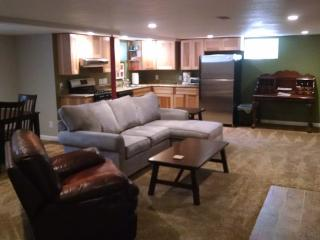 Cozy Mother In Law Apartment In The Heart Of Park - Denver vacation rentals