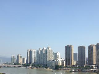 JunLin CBD River-view Apartment with 2 Rooms - Fuzhou vacation rentals