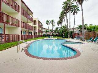 Dog-friendly, oceanside condo w/shared pool & hot tub access! - South Padre Island vacation rentals