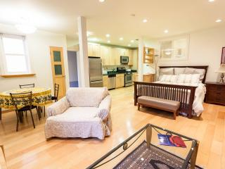 Beautiful Loft-like Garden Apartment - San Francisco vacation rentals