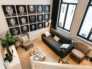 Newly designed city centre suite - Amsterdam vacation rentals