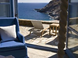 Luxury Residence with Sea View in Andros - Andros Town vacation rentals