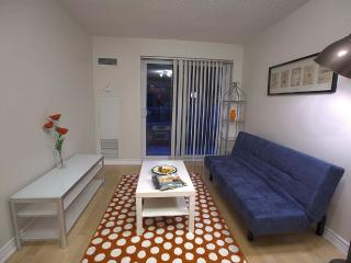 Gorgeous 1 bedroom condo w/parking&wifi included - Toronto vacation rentals