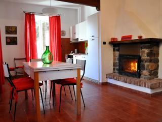 Alloggio luminoso con giardino - Cantalupo Ligure vacation rentals
