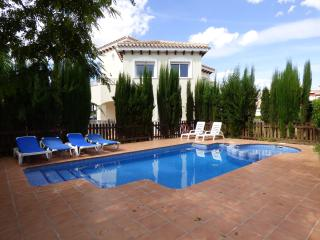 Villa Ombu with private pool on large plot - Region of Murcia vacation rentals