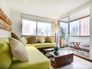 Elegant condo located just minutes from LlerasPark - Medellin vacation rentals