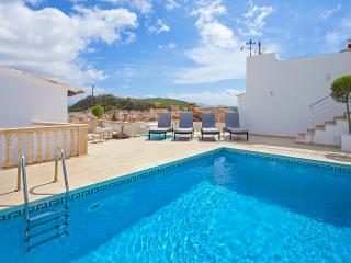Large Townhouse with large roof terrace and pool - Pollenca vacation rentals