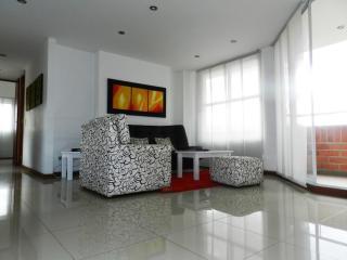 2 bdrm apt excellent location close to Lleras Park - Medellin vacation rentals