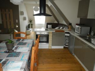 appartement style montagne chic 3* - La Bourboule vacation rentals
