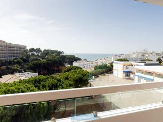 Perfect Sea View Apart only 5min walking to Beach - Olhos de Agua vacation rentals
