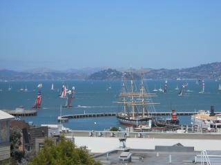 Spectacular Bay View Lower Russian Hill 2 Br 1 Ba - San Francisco vacation rentals