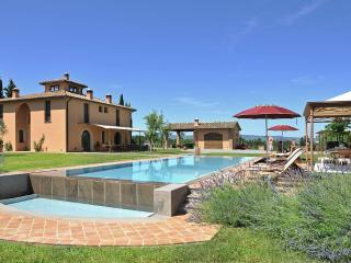 luxury villa in the heart of Tuscany - Montelopio vacation rentals