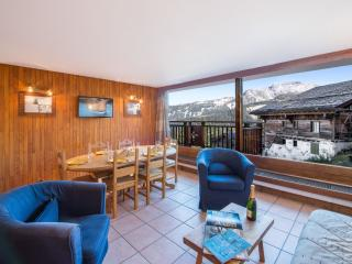 2 bedroom Apartment with Internet Access in Courchevel - Courchevel vacation rentals
