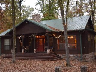 Perfect Cabin with Internet Access and A/C - Broken Bow vacation rentals