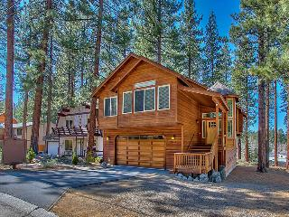 Family fun-open floorplan-hot tub-pool table! WT - South Lake Tahoe vacation rentals