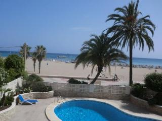 Apt. with beach,terrace Calpe - Calpe vacation rentals