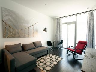 Luxurious Waterfront Condo w/parking - Toronto vacation rentals