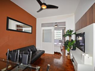 Recently renovated and silent located! Huge studio accommodation, divided in - Rio de Janeiro vacation rentals