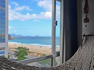 Ocean View Apartment for rent in Rio C052 - Rio de Janeiro vacation rentals