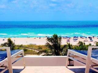 Luxurious Ocean Drive Studio with Rooftop Pool - Miami Beach vacation rentals