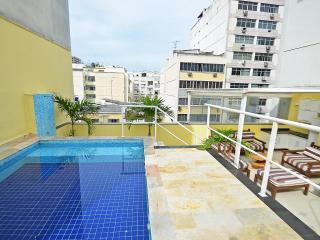 Luxury penthouse in Copacabana Q001 - Rio de Janeiro vacation rentals