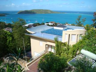 Luxury 3-BR Villa in North Sound VG - Spanish Town vacation rentals