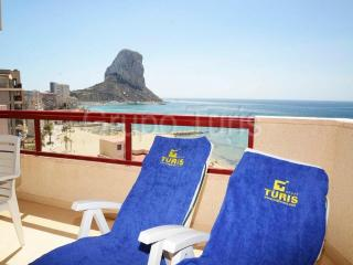 Apt. with terrace,beach Calpe - Calpe vacation rentals