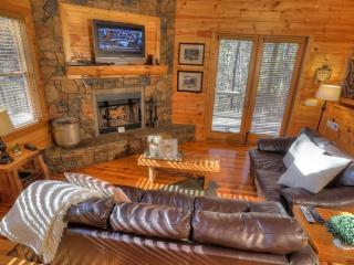 Perfect 1 bedroom Cabin in Helen with Internet Access - Helen vacation rentals