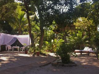 Chalet 2-4 p. Beach 50 m /Cond air./tropic. garden - Arraial d'Ajuda vacation rentals